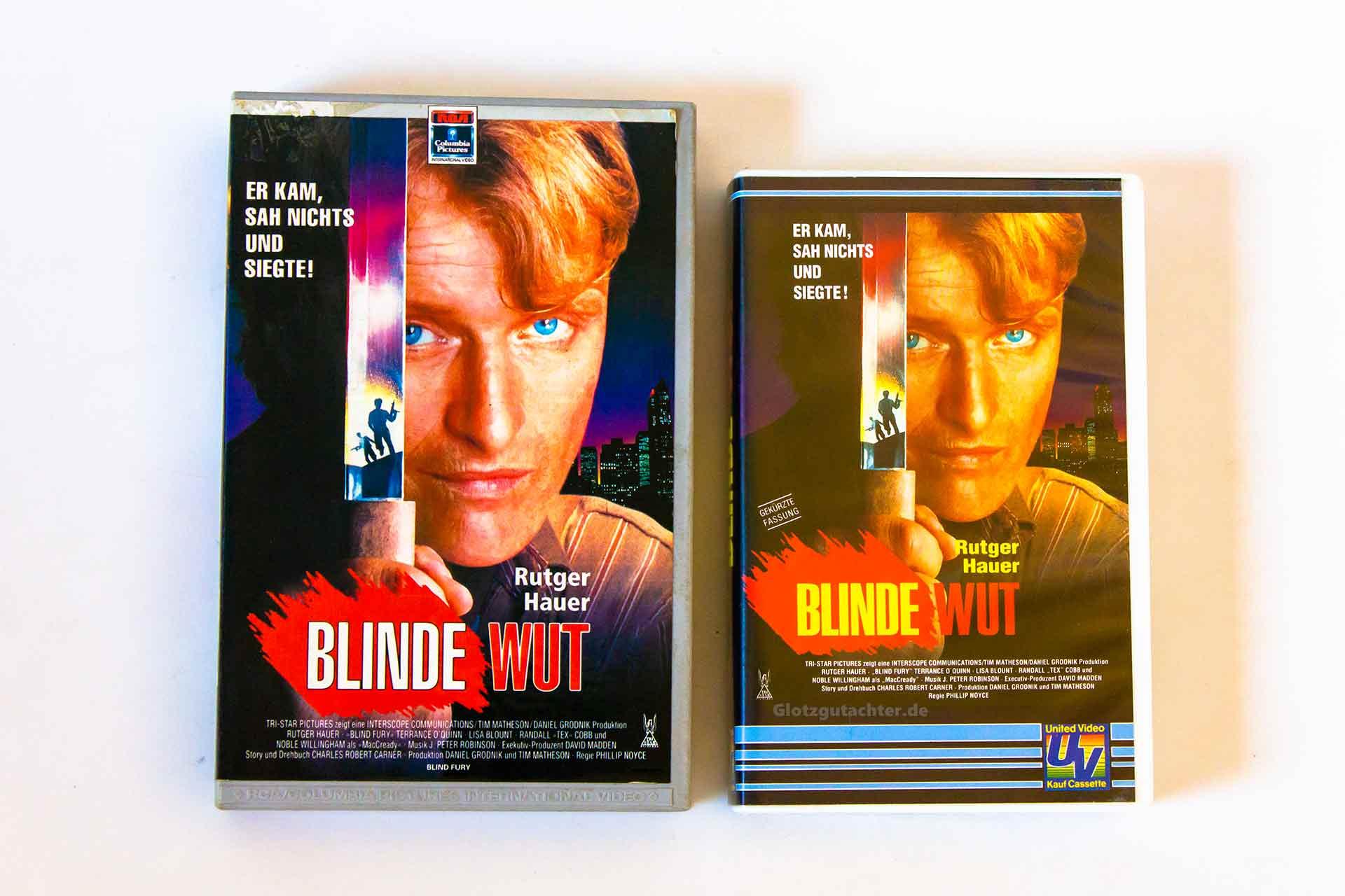 Blinde Wut – Blind Fury