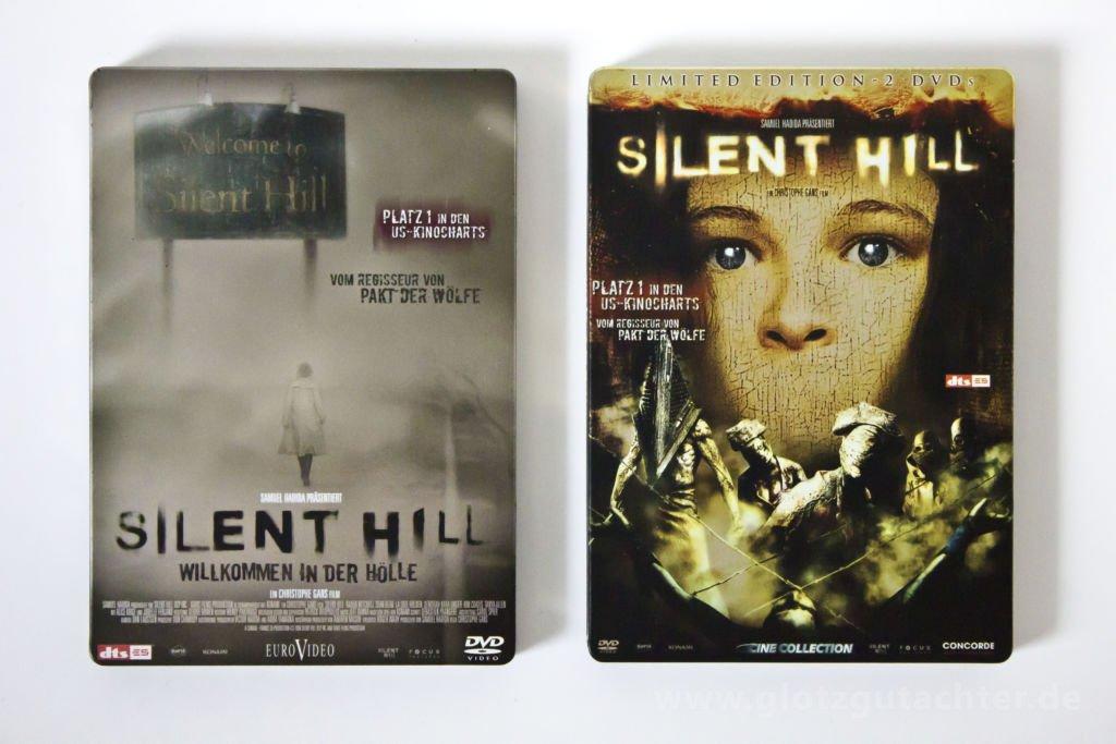 Silent Hill Frontsteel