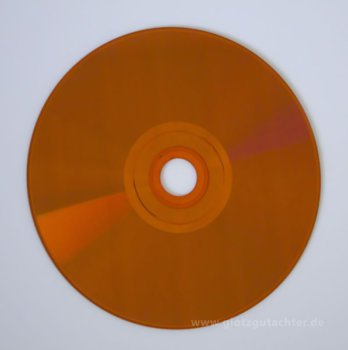 Starship Troopers 2 dvd Disc rot