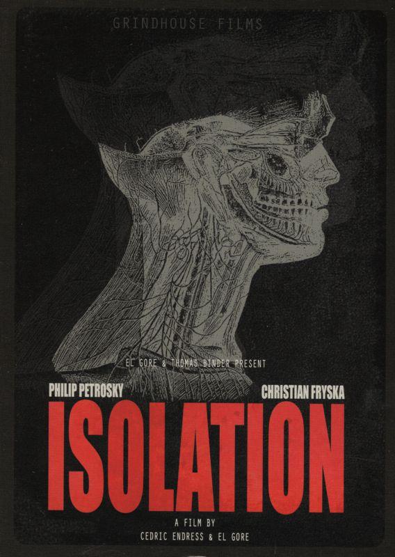 Isolation - hinter verzerrten Gedanken